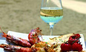 La ristorazione tipica caorlotta è in riva al mare