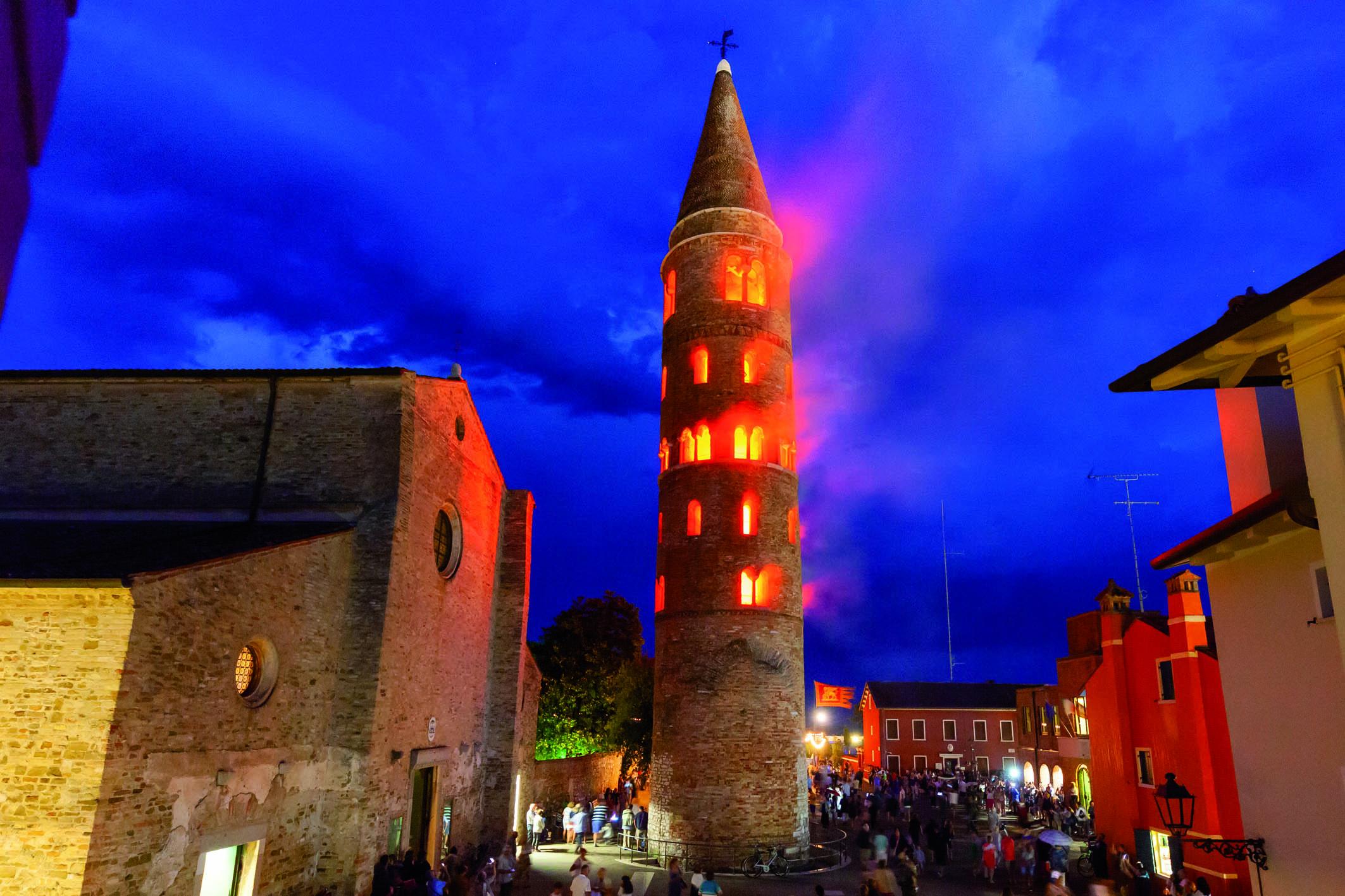 """Sì alla Festa annuale della Madonna dell'Angelo con """"incendio"""" del campanile l'11 e 12 luglio"""