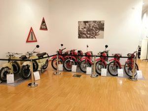 """Read more about the article Moto Guzzi d'Epoca collezione """"Spirio"""""""