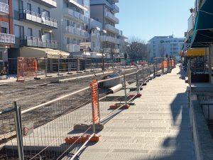 Read more about the article Ripartiti i lavori in Viale Santa Margherita